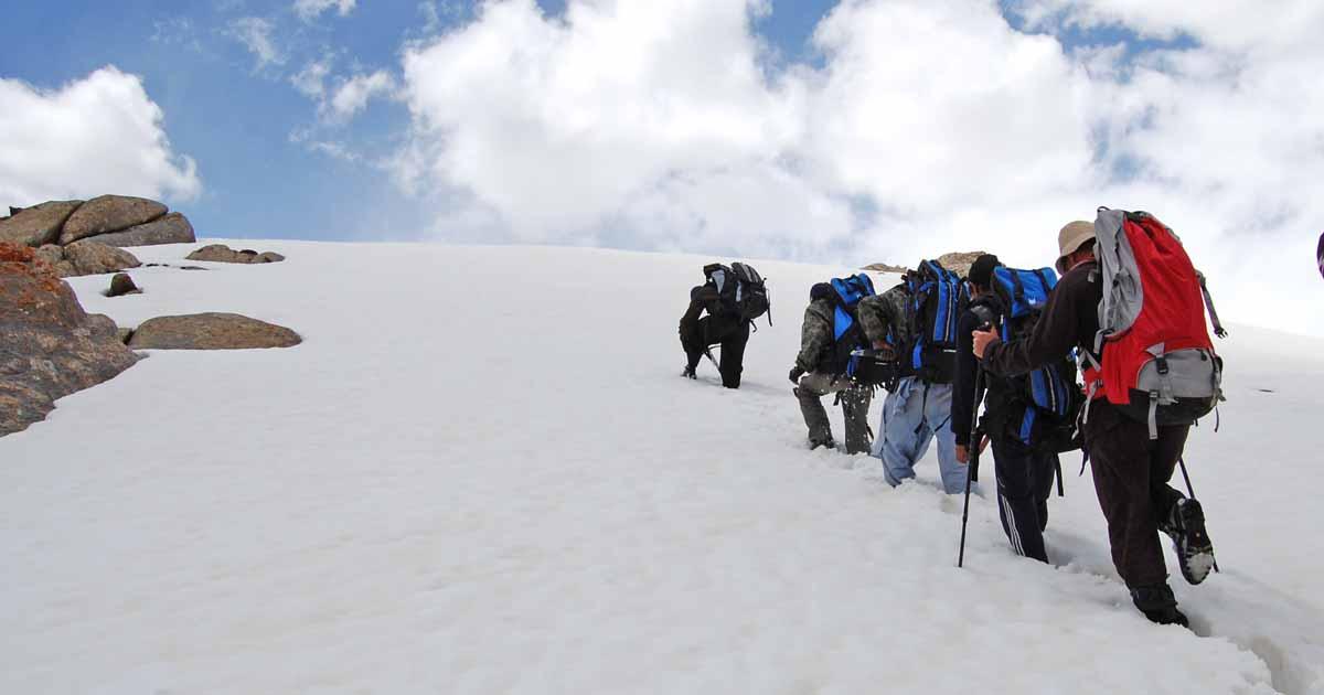 UIMLA hegyi túravezető tanfolyam